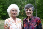 June Aylor Thaxton (Class of '59)/Linda Johnson Campbell